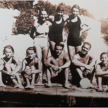 Plivačka ekipa