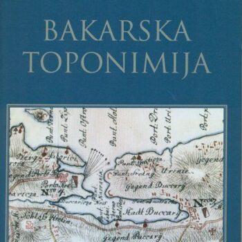 Bakarska toponimija