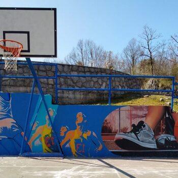 MASKA osvaja svojim muralima