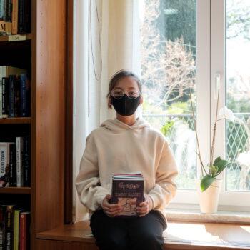 Da dječji romani trebaju biti zabavni, smatra i Thalia, učenica 5. razreda