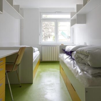Kretanje na faks 101: Smještaj u studentskom domu