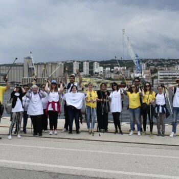"""Hodaj i ti"" – nordijsko hodanje kao zdrava rekreacija"