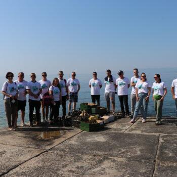 Za čisto more i podmorje – održana 27. EKO Kostrena