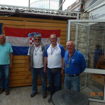 Izvrsni rezultati ŠRD-a Kostrena na županijskom prvenstvu