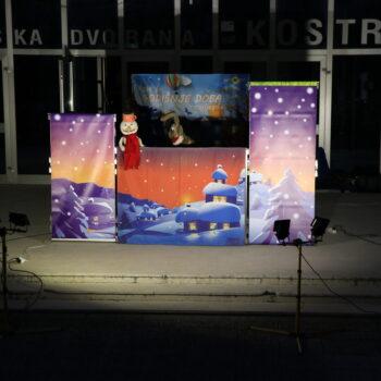 Fotocrtica: Predstava o godišnjim dobima oduševila sve uzraste posjetitelja