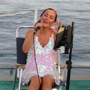 Nikolina oduševila pjesmom s mora