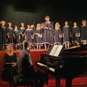 """5 godina Ženskog vokalnog sastava """"Luštrin"""""""