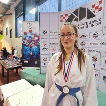 Sara Tadej osvojila je treće mjesto