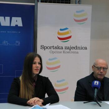 Vrijedno sponzorstvo Ine kostrenskim sportskim klubovima